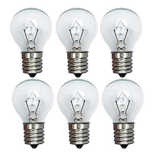 Lava Lamp Bulb,25 Watt E17 Base Lava Lamp Replacement...