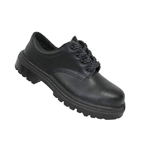 Jal Group des Travailleurs S1P Chaussures SRC sécurité Chaussures de Travail Chaussures Professionnelles B-Ware Plat, Taille:39 EU