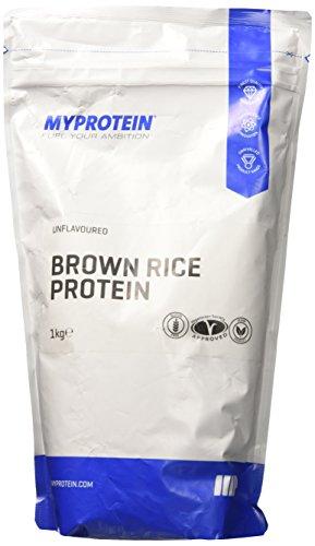 MyProtein Brown Proteine del Riso Integrale - 1000 gr