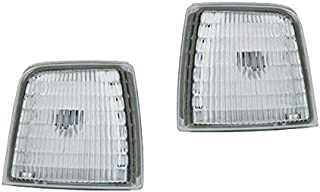 Tiffin Allegro Bay 2001-2003 RV Motorhome Pair (Left & Right) Replacement Front Corner Park Lights