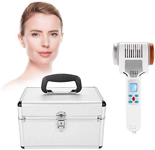 FANPING Heiß Kalt Hautpflege-Maschine Kryotherapie Blei in Ernährung Schönheit Gerät GesichtMassager, Verbesserung der allgemeinen Hauttextur, metabolische Rate verbessern, Kollagenfaser stärken, redu