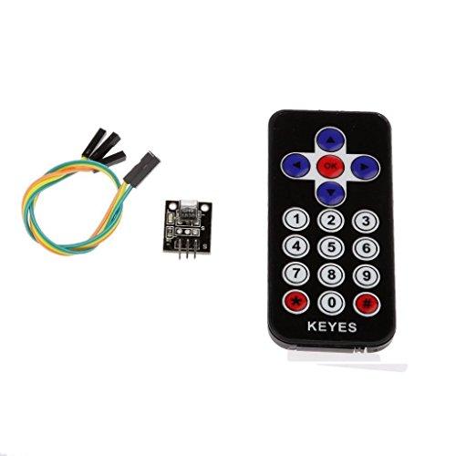 ARCELI  Módulo módulo módulo inalámbrico para Control Remoto por Infrarrojos de Nueva concepción para Arduino