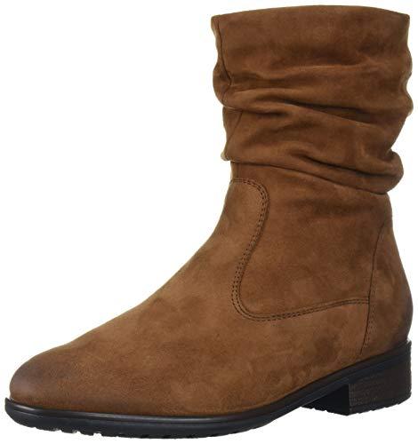 ara Women's Lexi Ankle Boot, Cognac Oily Kid, 8.5 Medium UK (11 US)