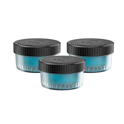 Philips CC13/50 Cartuchos de limpieza de afeitadoras para el sistema Quick Clean, pack de 3
