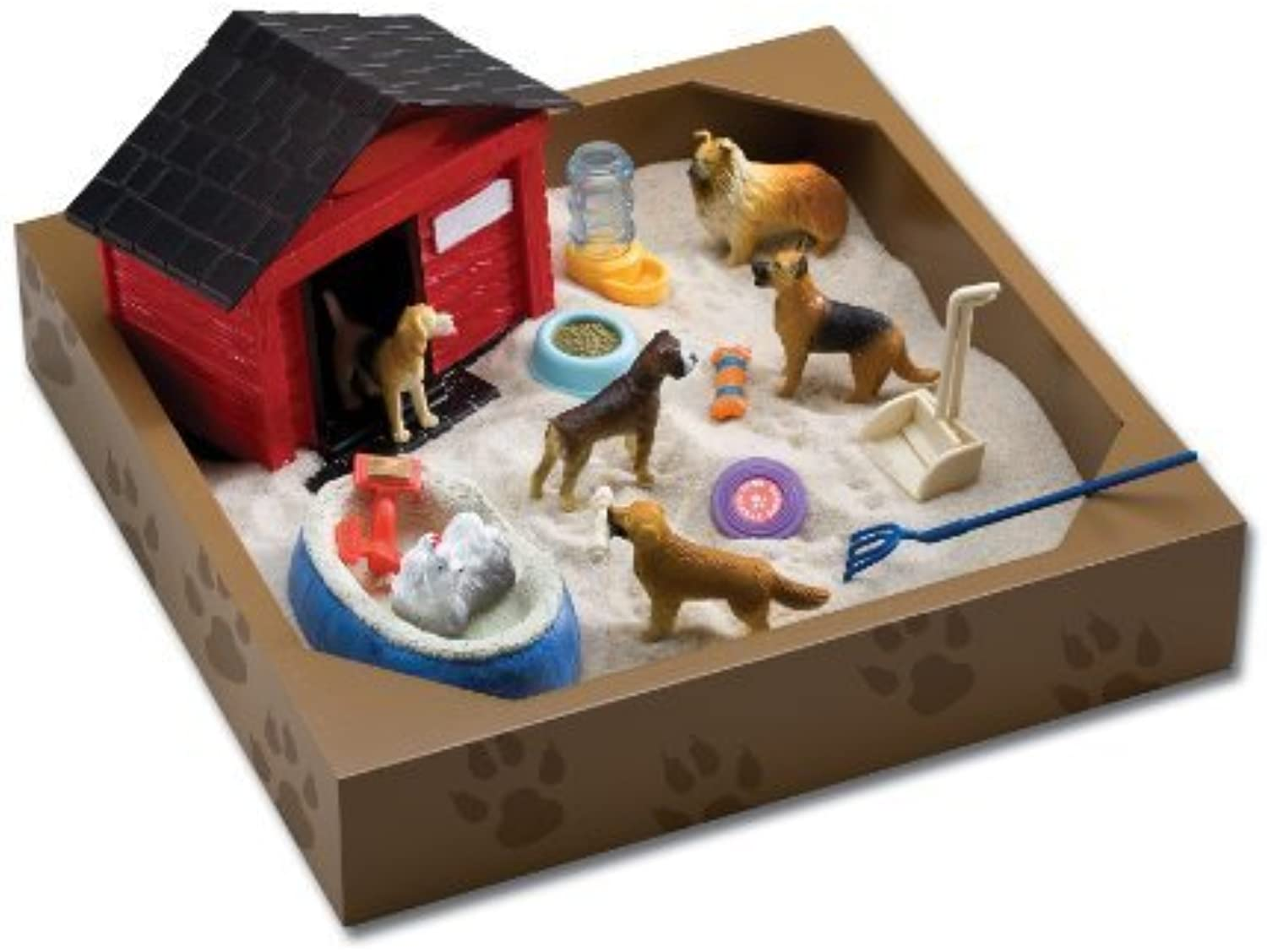 My Little Sandbox  Doggie Day Camp Play Set by Be Good Company