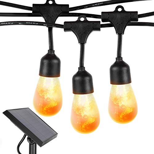 Brightech Ambience Pro with Flaming, Flickering LED Bulbs