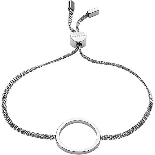 Skagen Damen-Kettenarmband Edelstahl SKJ1155040