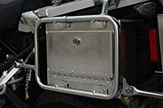 Rugged Rear Locking ToolBox for BMW R1250GS/A & R1200GS/A WC Liquid Cooled Racks