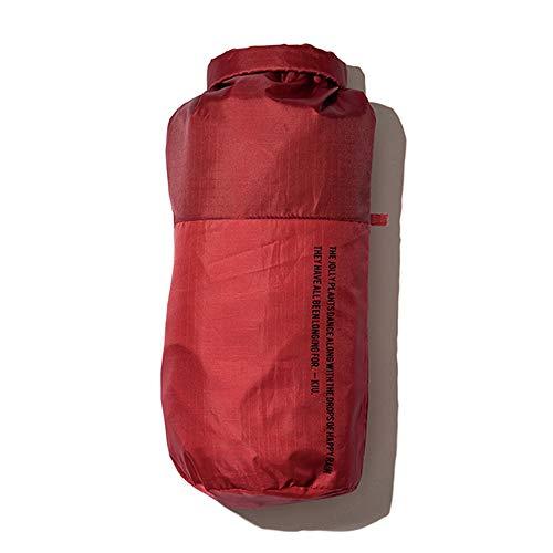 KiU(キウ)ニュースタンダードレインポンチョK163-927レッド×レッド(FF/UNISEX)RD×RD本体サイズ:(前丈)94cm、(着丈)105cm、(横幅)125.5cm