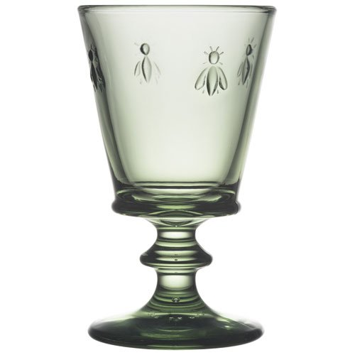 La Rochere - Verre A Vin - Abeille - Weinglas - grün - Glas - 240 ml - 1 Stück