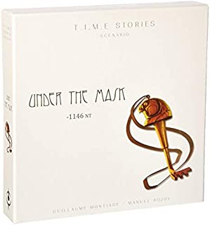 TIME Stories: Under the Mask