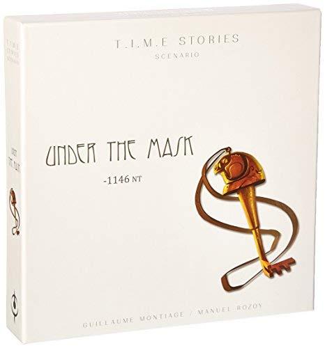 T.I.M.E Stories–Unter Der Maske (Space Cowboys scts03ex)
