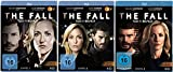 The Fall - Tod in Belfast: Staffel 1-3 [Blu-ray]