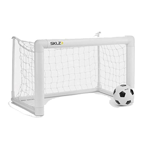 SKLZ PM-SOC-001 Mini Fußball Tor Pro Mini Soccer white