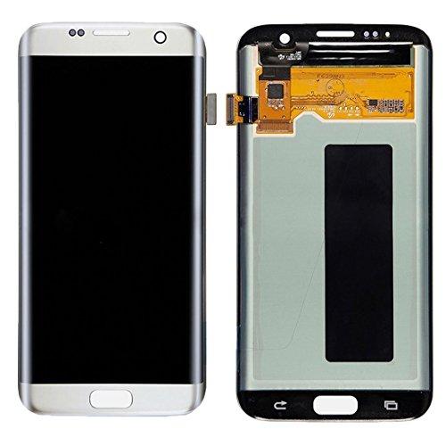 Reserveonderdelen LCD-scherm + Touch Screen Digitizer Vergadering Compatibel met Samsung Galaxy S7 Edge Voor mobiele telefoons