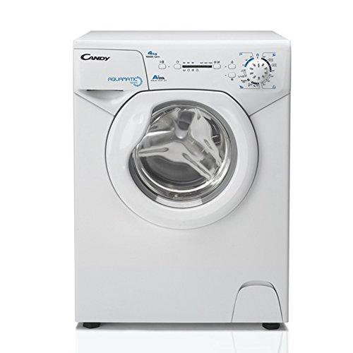Candy Aqua 1041 D1 Waschmaschine FL/A+ / 141 kWh / 1000 UpM / 4 kg/Raumsparwunder: 69,5 x 51 x 44...