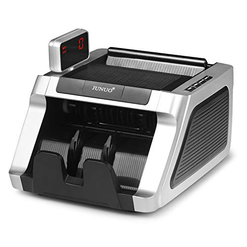 Money Counter with UV, Magnetic and Infrared Counterfeit Detection,...