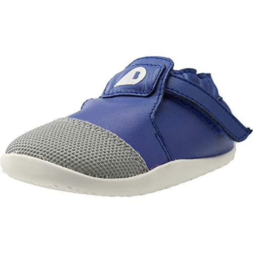 Bobux Xplorer Origin, Zapatillas sin Cordones Unisex niños, Azul Zafiro 1, 22 EU