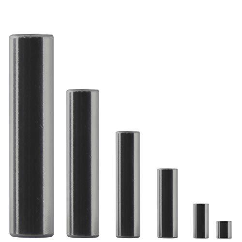 10 Stück Distanzhülse 15x11x45 aus Edelstahl A2 | Falk-Schrauben | Distanzbuchse | Distanzring | Rohrbuchse |Abstandhalter | Made in Germany | Rohr geschweißt