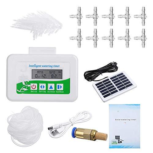 Temporizador Agua 45pcs Solar Inteligente