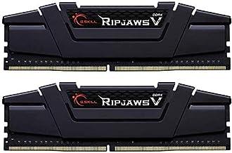 G.Skill RipJaws V Series 32GB (2 x 16GB) 288-Pin SDRAM DDR4 4000 (PC4-32000) CL18-22-22-42 1.40V...