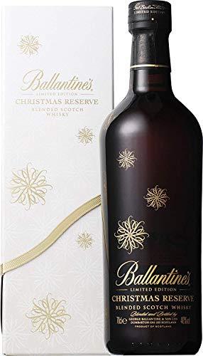 ブレンデッドスコッチウイスキー バランタイン クリスマスリザーブ [ ウイスキー イギリス 700ml ]