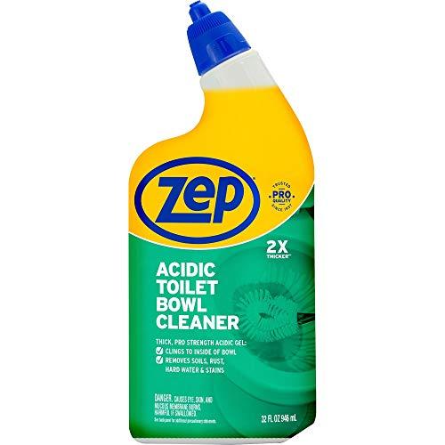 Zep ZUATBC32 Toilet Bowl Cleaner & Deodorizer, 32-oz. - Quantity 1