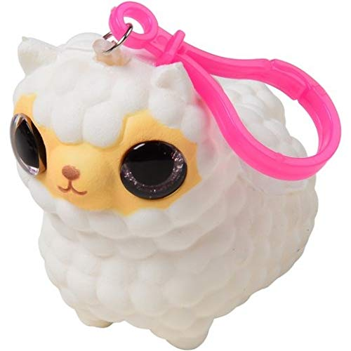 Purchase DollarItemDirect Squishy Llama with Glitter Eyes, Sold by 3 Dozens