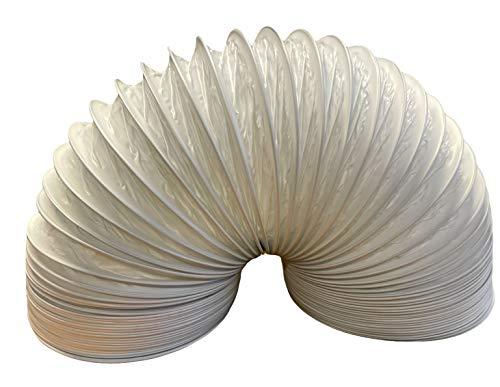 Manguera de ventilación universal para secadora de 10,16 cm...