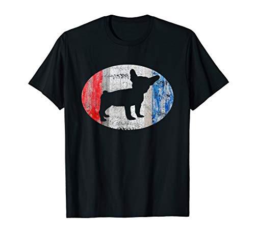 French Bulldog - Vintage Retro Dog Gift T-Shirt