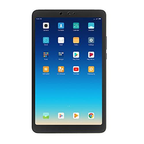 pour Xiaomi Mi Pad Noir/Or 4 RAM de 4Go + ROM de 64Go 4G LTE CPU Snapdragon 660 Comprimés (Noir)