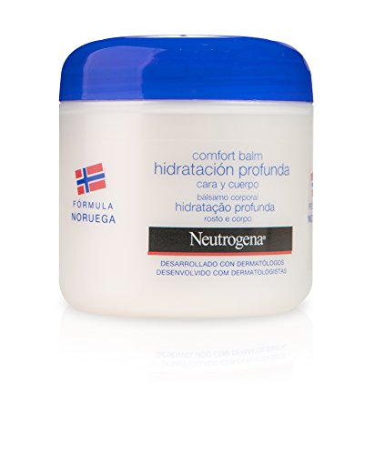Neutrogena - Cuerpo, Hidratación Bálsamo Hidratación Profunda Cara y Cuerpo - 300 ml