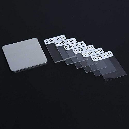Zhuao vulstandindicator, dun, niet magnetisch, meetinstrument, dikte van folie voor autolak