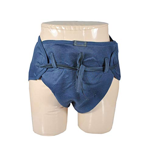 GFYWZ Panno per Pannolini per Incontinenza Riutilizzabile, Pantaloni per Incontinenza per necessità Speciali per Adulti Uomini Seni per Donne Seniores Slip Protettivi per I Pazienti