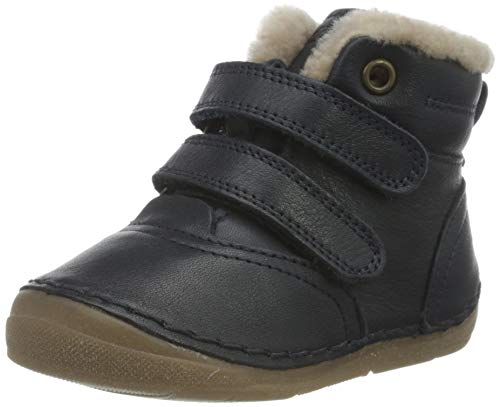 Froddo Baby-Jungen G2110087 Boys Ankle Boot, Dark Blue, 20 EU