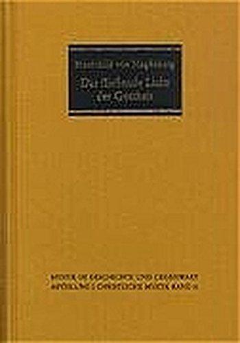 Das fließende Licht der Gottheit, Übersetzung mit Einführung und Kommentar. (Mystik in Geschichte und Gegenwart, Band 11)
