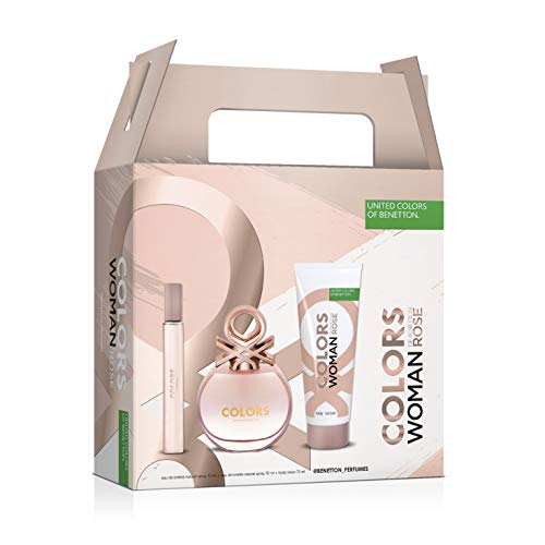 Benetton Perfume C.Rose Vapo.50 mililitros - 50 ml