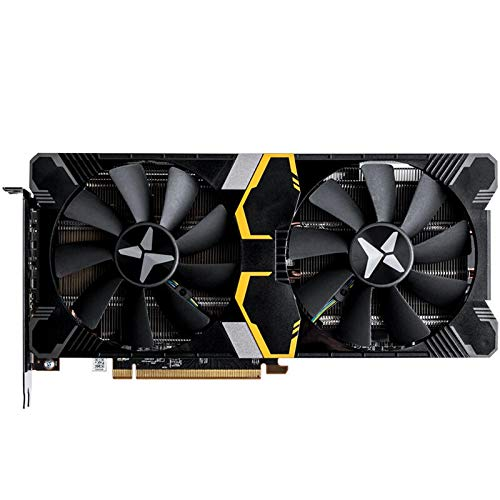 OverTop Dataland RX 5700 8G X Wargame 1490-1650MHz 14Gbps 8GB 256bit GDDR6 DX12 VR Gaming Card