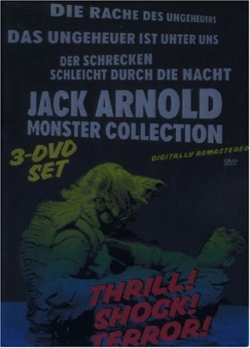 Jack Arnold Monster Collection [3 DVDs]