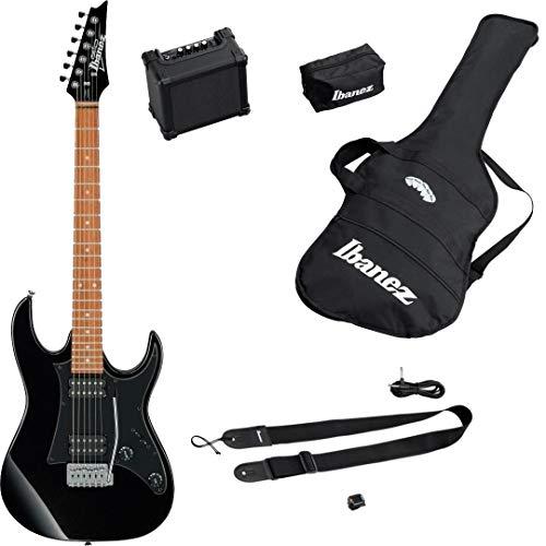 Ibanez IJRX20-BKN Jumpstart Set - Black - E-Gitarre