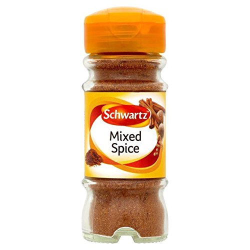 Schwartz Ground Mixed Spice Jar - 28g (0.06lbs)