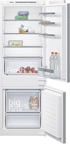 Siemens KI77VVSF0 iQ300 Einbau-Kühlgefrierkombination / A++ / 212 kWh/Jahr / 232 l / lowFrost / Big Box / LED Beleuchtung