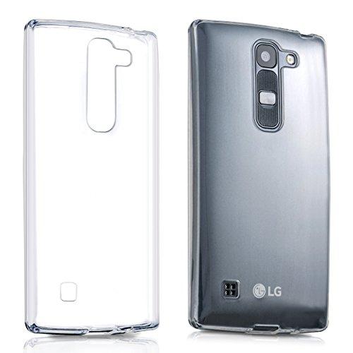 kwmobile Hülle kompatibel mit LG Spirit 3G / 4G - Handyhülle - Handy Case in Transparent