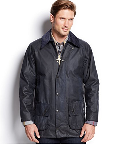 Barbour Herren Jacke Trainingsjacke blau Marineblau