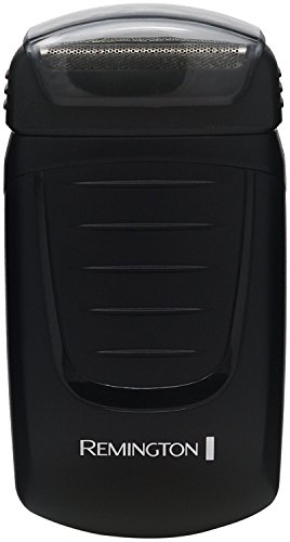 Remington Elektrischer Rasierer Herren TF70 (kompakter & leichter Reise-Rasierapparat, praktische integrierte Schutzkappe, weltweite Spannungsanpassung) 2xAA Batteriebetrieben (Folienrasierer)