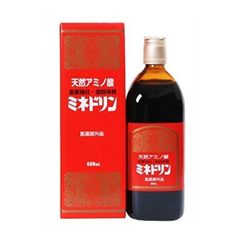 伊丹製薬 ミネドリン 600ml