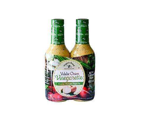 Virginia Brand Vidalia Onion Vinaigrette (30 oz. ea., 2 pk.)