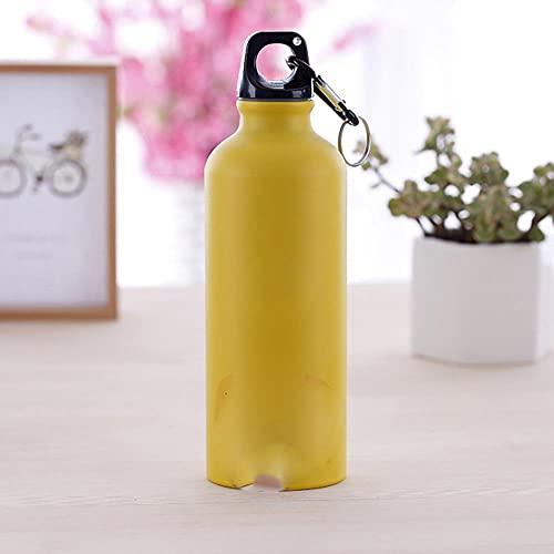 500ml Escuela Senderismo Botella de agua para niños al aire libre Botella de agua Diseño moderno Animales encantadores Portátil Deportes Ciclismo Botella para acampar-China, 0.5L, como se muestra
