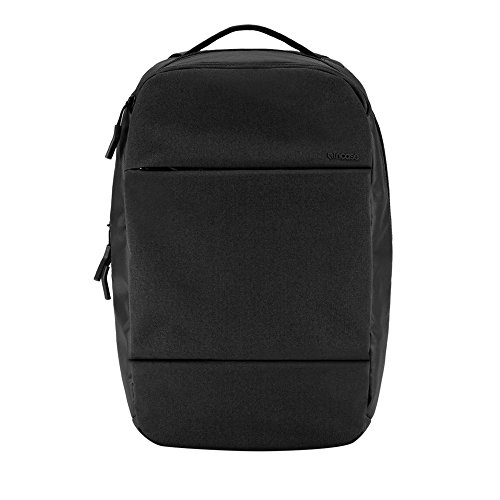 Incase City Compact Backpack fits up to 15-Inch MacBook Pro iPad, Black