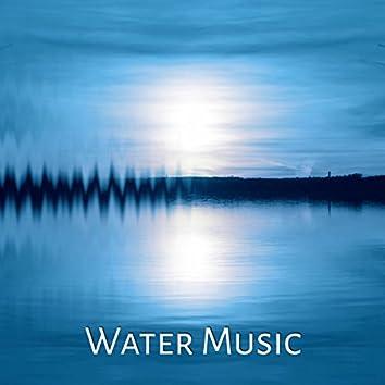 Water Music – Yoga Meditation, Natural Sleep, Rain, Nature Sounds, Deep Sleep, Relaxation